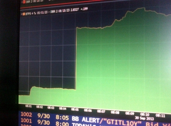 Germania vende Bund 30 anni, tasso sale