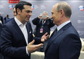 Grecia: Putin si congratula con Tsipras