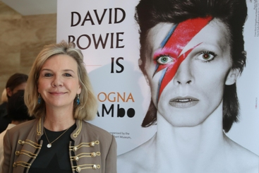 Omaggio a Bowie, settimana cinema e arte