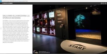 Museo Automobile si visita su Google