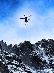 Incidente in montagna:recuperata salma sportivo in Val Resia