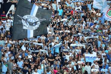 Lazio: cori contro i napoletani