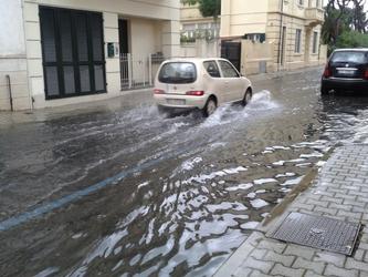 Allerta, temporali su buona parte Italia