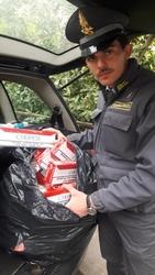 Salerno-Reggio,trovati 20 kg di 'bionde'