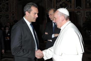 Papa: il 21 marzo a Pompei e Napoli