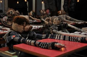 Moda: Pigliaru e Morandi a mostra Marras