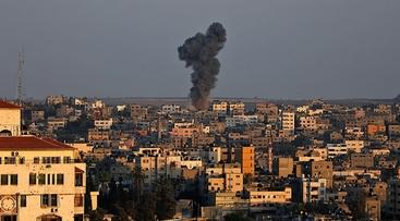 Gaza,uccise moglie e figlia leader Hamas