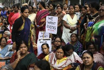 Stupro Kolkata, tre condanne a morte