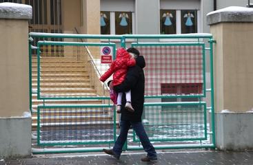 Neve in Lunigiana,chiuse scuole 2 comuni