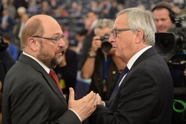 Migranti: Schulz, sostegno trasversale