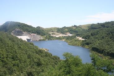 Diga Chiauci, 7 mln metri cubi di acqua