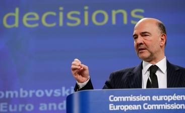 Moscovici, ok a Italia poggia su riforme