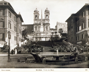 Raggi: Trinità Monti torna dopo restauro