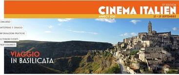 """Annecy Cinema Italien"", si parla lucano"