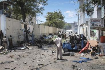 Somalia: doppio attentato kamikaze