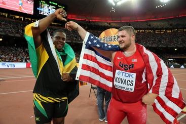 Atletica: Mondiali, Kovacs oro nel peso