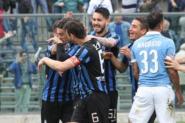 Atalanta-Lazio 1-1, salvezza più vicina
