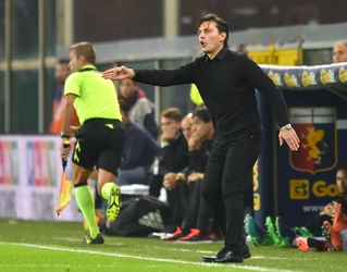 Montella, sogno Milan 1/o e Inter 2/a
