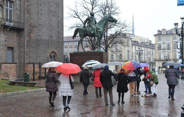 Pioggia e neve,resta allerta su Piemonte