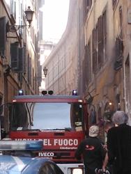 Rogo in ristorante centro Roma,no feriti