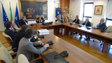 Pittella incontra ambasciatore Marocco