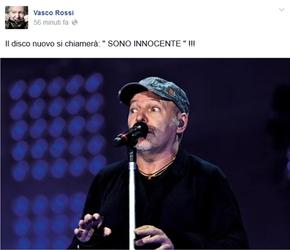 Vasco pubblica video singolo Come vorrei