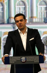 Grecia: Tsipras presenta nuovo piano