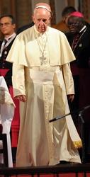 Il Papa è nella Repubblica Centrafricana