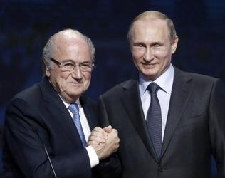 Putin, Blatter merita premio Nobel pace