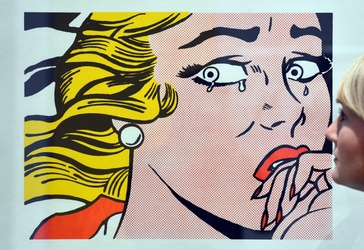 A Torino 200 opere Roy Lichtenstein