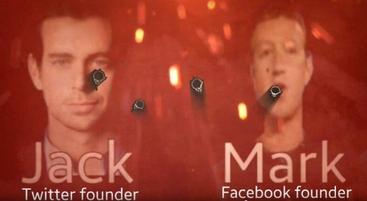 Isis minaccia fondatori Facebook-Twitter