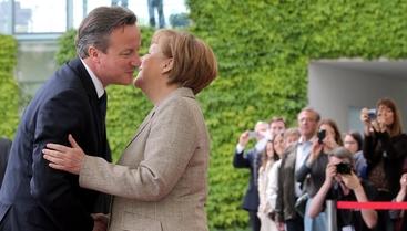 Merkel, speranza che Gb rimanga in Ue