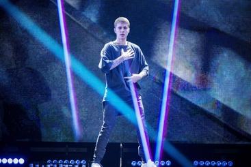 Musica: delirio 15mila per Justin Bieber