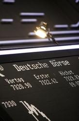 Borsa: Francoforte chiude in calo -1,58%