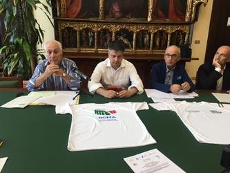Olimpiadi 2024:a Cagliari Corsa sostegno