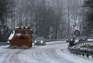 Neve e temperature a picco in Calabria