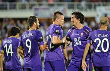 Serie A: vincono Fiorentina e Inter
