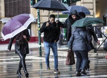 Nel Lazio ancora piogge e temporali