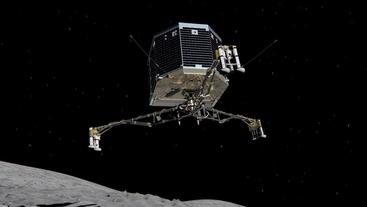 Rosetta, un anno fa approdo sulla cometa