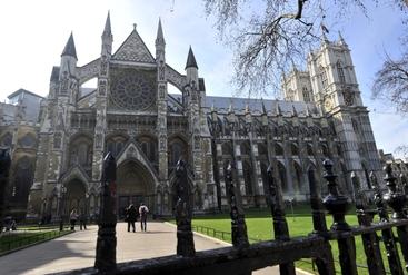 Gucci sfila nel chiostro di Westminster