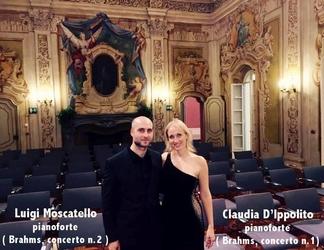 Serata Johannes Brahms martedì a Bologna