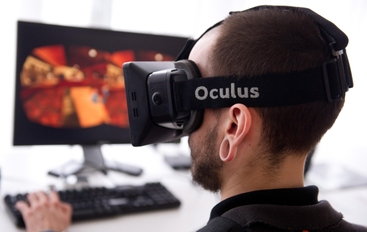 Fb ricompensa per bug in Oculus Rift