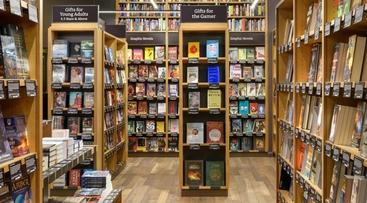 Amazon apre negozio 'fisico' di libri