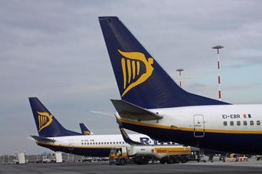Ryanair, a Trieste 2 mln passeggeri