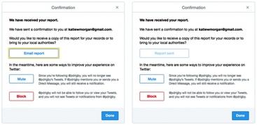 Twitter facilita segnalazione minacce