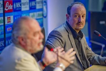 Napoli: conferenza non su futuro Benitez
