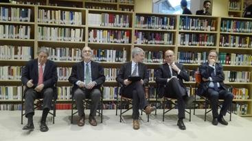 Renzo Piano apre sua biblioteca a università di Trento