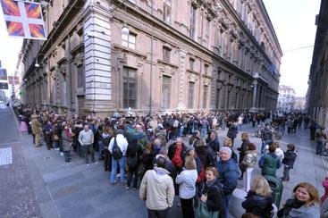 Torino turistica, in 110mila nei musei