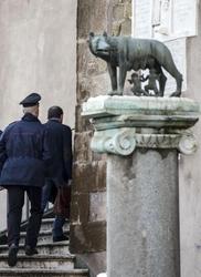 Mafia Roma, Ros in Campidoglio