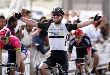 Giro Qatar: prima tappa a Cavendish